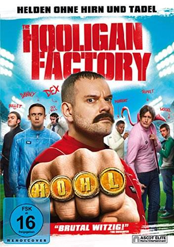 Hooligan Factory - Helden ohne Hirn und Tadel (Blu-Ray)