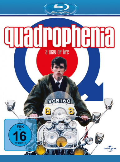 Quadrophenia - a way of life (Blu-Ray) directors cut