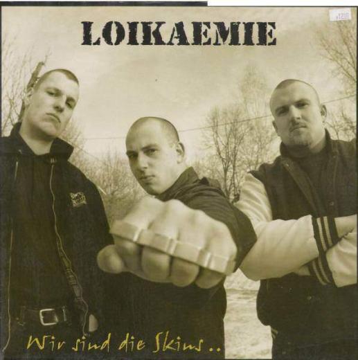 Loikaemie - Wir sind die Skins (CD)