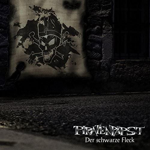 Piratenpapst - der schwarze Fleck (LP) limited 250 black Vinyl