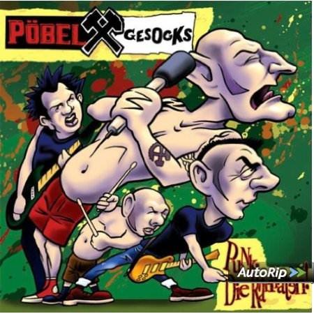 Pöbel & Gesocks - Punk, die Raritäten (CD)