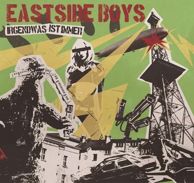 Eastside Boys - Irgendwas ist immer (CD) Digipak limited 1000
