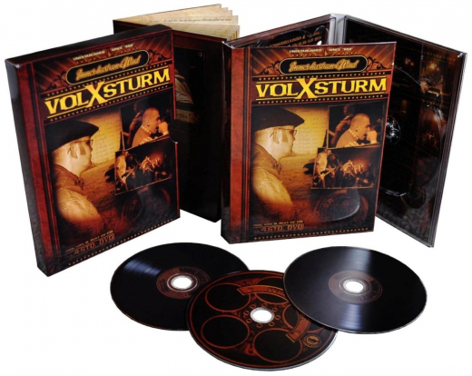 Volxsturm - Immer Hart Am Wind (DVD+2 CD´s) Collector´s Edition