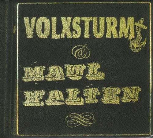 Volxsturm / Maul Halten (CD) limited Edition Digipak