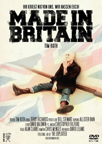 Made in Britain - Poster (A1)