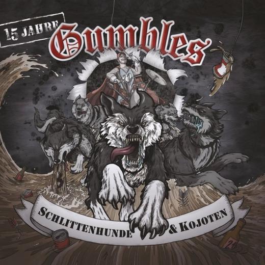 Gumbles - Schlittenhunde und Koyoten (CD) Digipac