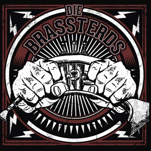 Brassterds - die Brassterds (LP) limited 250 black Vinyl Offenders Oxo86