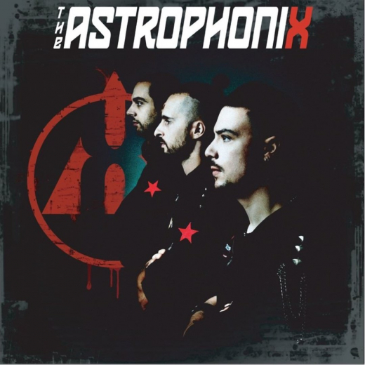 Astrophonix - X (LP) marbled colored Vinyl limited 500
