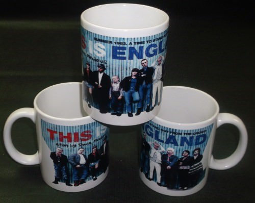 This is England - Tasse (Kaffee Pott)