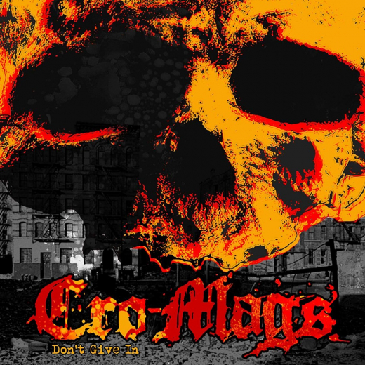 Cro-Mags - Don´t give in (EP) 7inch limited red Vinyl 300 copies