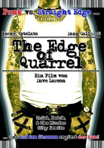 Edge of Quarrel - der Film Punk versus Straight Edge (DVD)