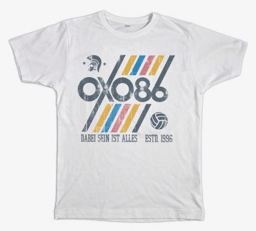 Oxo 86 - Dabei sein ist Alles T-Shirt (cremewhite) Fair Trade 100% Baumwolle