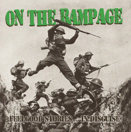 On The Rampage - Feelgood Stories...in Disguise (LP) TESTPRESSUNG