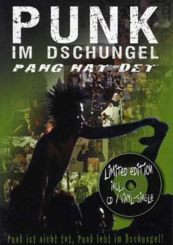 Punk im Dschungel - Pang nat Det (2DVD) +CD + 5inch Vinyl + Patch Luxury Package