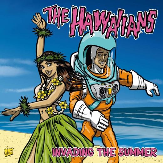 Hawaiians - Invading the summer (LP)