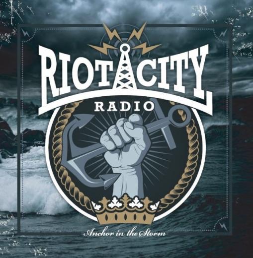 Riot City Radio - Anchor in the storm (LP) TESTPRESSUNG 3 copies