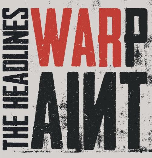Headlines, the - Warpaint (LP) TESTPRESSUNG incl Cover