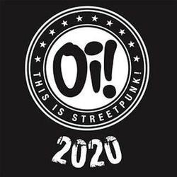 Oi! This is Streetpunk 2020 (2LP) 2x 10inch Vinyl Gatefolder