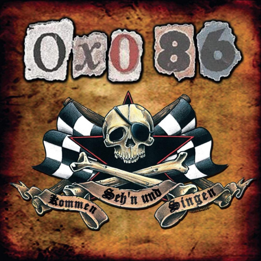 Oxo 86 - Kommen, Sehn und Singen (LP) blossomed colored Vinyl 150 copies
