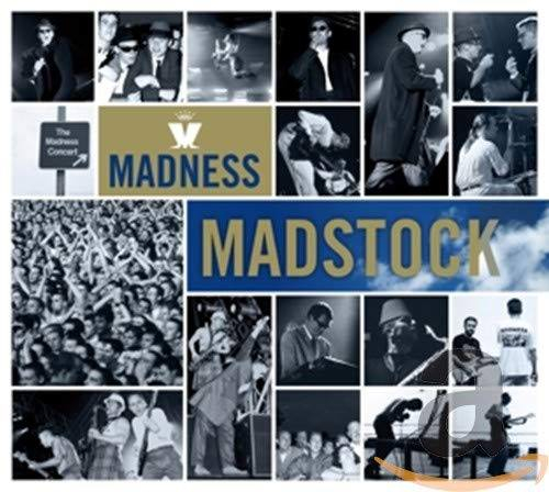 Madness - Madstock (CD+DVD) limited Mediabook