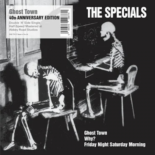 Specials, The - Ghost Town (LP) 40th Anniversary Half Speed Master
