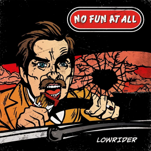 No Fun at All - Lowrider (LP) limited colored Vinyl