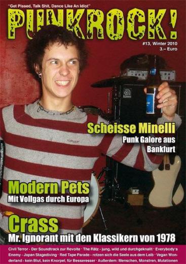 Punkrock #13 (Fanzine)