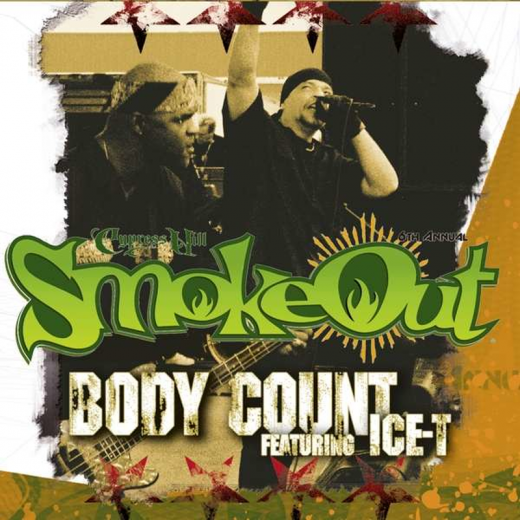 Body Count Feat. Ice-T - The Smoke Out Festival (CD+DVD)