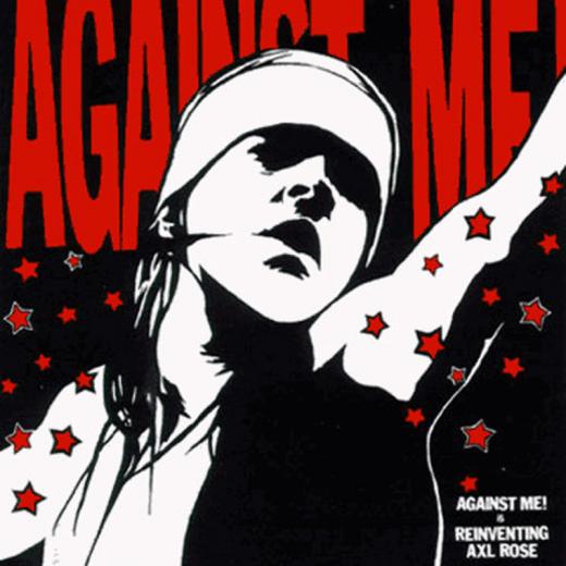Against me - Reinventing Axl Rose (LP) black Vinyl+MP3