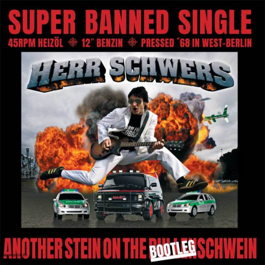 Herr Schwers - Another Stein on the... (LP) colored Vinyl