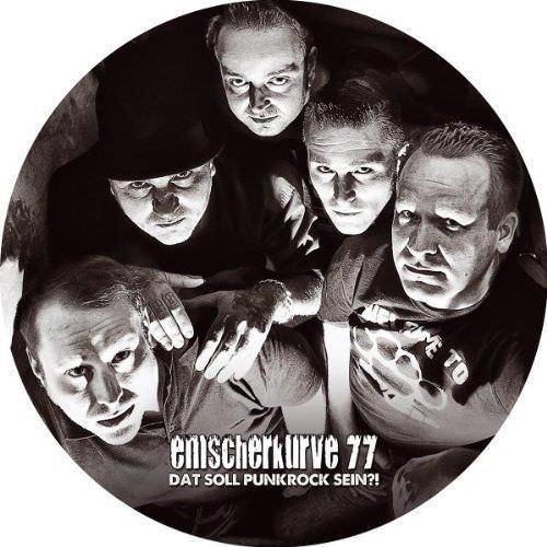 Emscherkurve 77 - Dat Soll Punkrock Sein?! (LP) Picture Lp 2. Wahl