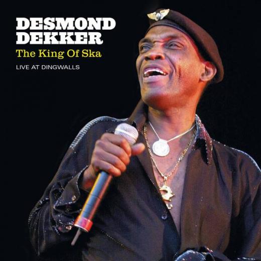 Desmond Dekker - King of Ska at Dingwall (2LP) lmtd 180gr 2LP collection