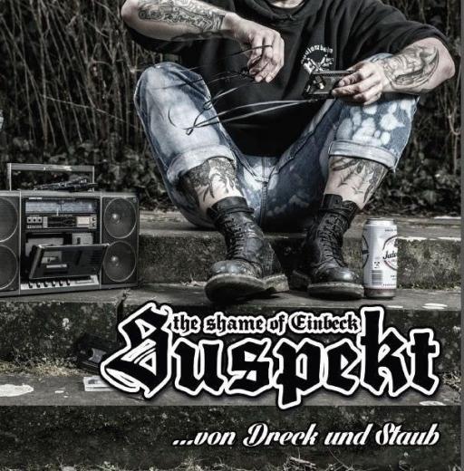 Suspekt - Von Dreck und Staub (CD)