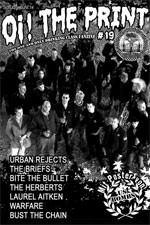 Oi the Print #19 - (Fanzine)