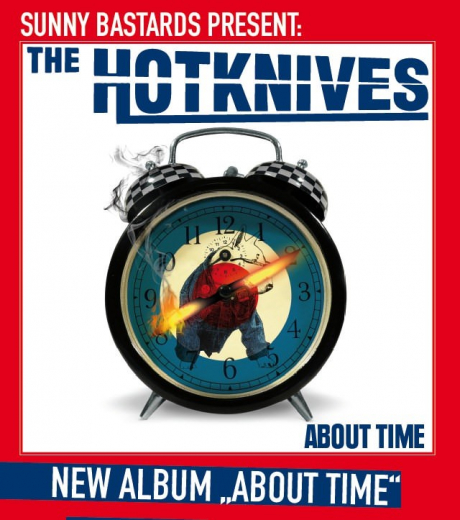 Hotknives, the - Poster (A3)