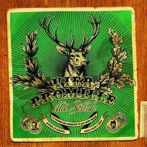4 Promille - Alte Schule (CD)
