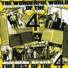 4 Skins - Wonderful World - The best of the 4 Skins (CD) lim. Digipac