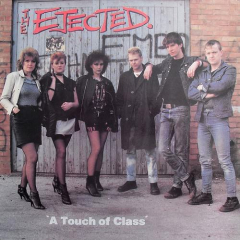 Ejected, The - A touch of class (LP) lim 500 Vinyl