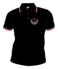 Emscherkurve 77 - Lady Polo-Shirt (black)
