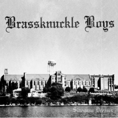 Brassknuckle Boys - Sinequan Dreams (EP) 7inch Single limited black Vinyl