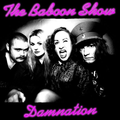 Baboon Show, The - Damnation (LP) limited Vinyl