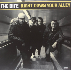 Bite, the - Right down your Alley (LP)
