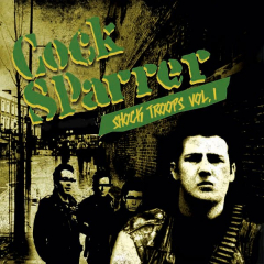 Cock Sparrer - Shock Troops (EP) Vol.1 2x7inches