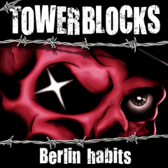 Towerblocks - Berlin Habits - (LP), limited Vinyl Gatefolder
