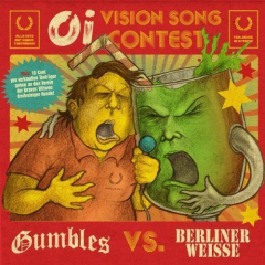 Gumbles vs Berliner Weisse - Oi Vision Contest (CD)
