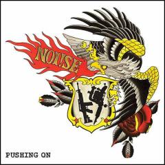 Noi!se - Pushing on (LP) limited Neonyellow Vinyl (Noise!) Pirate Press Import