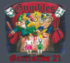 Gumbles - Generation 21 (CD) Digipak