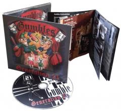 Gumbles - Generation 21 (CD) Digipak