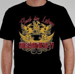 Emscherkurve 77 - Buch des Lebens T-Shirt (black)
