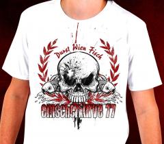 Emscherkurve 77 - Durst wien Fisch T-Shirt (white)